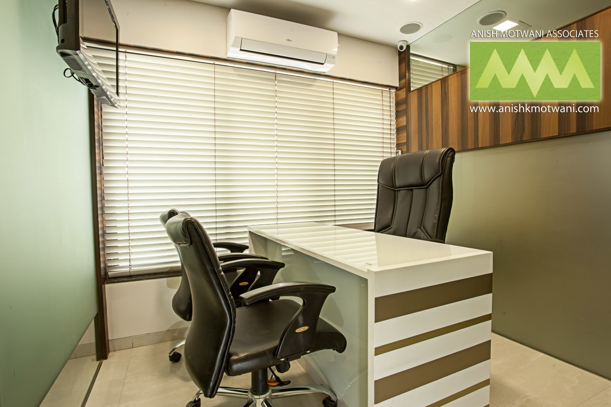 Gallery interior designers mumbai india architects for Office cabin design